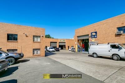 262m² - Clear Span Warehouse