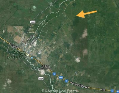 Paoy Paet, Banteay Meanchey | Land for sale in Paoy Paet Paoy Paet img 0