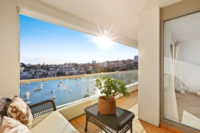 Exclusive harbour-side retreat, superb views and premium lifestyle