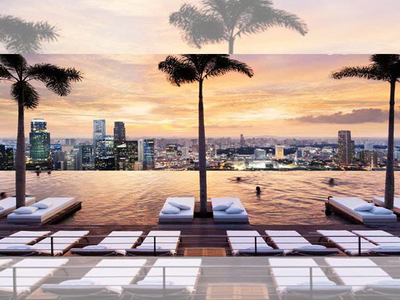 Golden One  Serviced Residence, BKK 3, Phnom Penh | New Development for sale in Chamkarmon BKK 3 img 2
