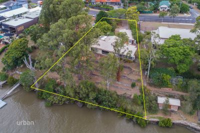 1,948m2 Block with 46m River Frontage