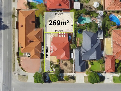 142   Eton Street - Rear Block, North Perth