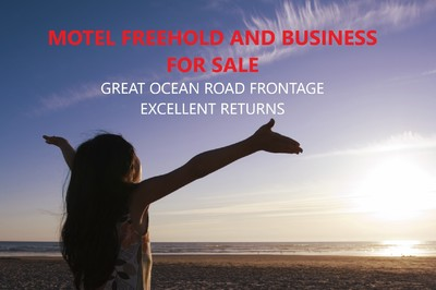 MOTEL FREEHOLD AND BUSINESS FOR SALE