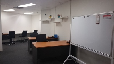 Sydney CBD office furnished 66sqm $450 p/w include outgoings