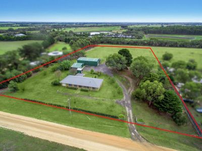 Location Location!      1.83 Ha (4.52 Acres approx.)