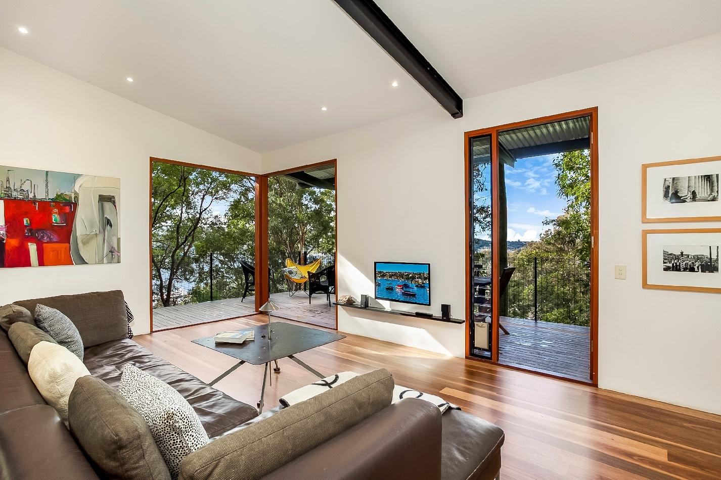 Modern Architecture Providing Total Serenity!