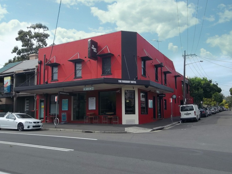 HOTEL FOR SALE - Roxbury Hotel, Glebe