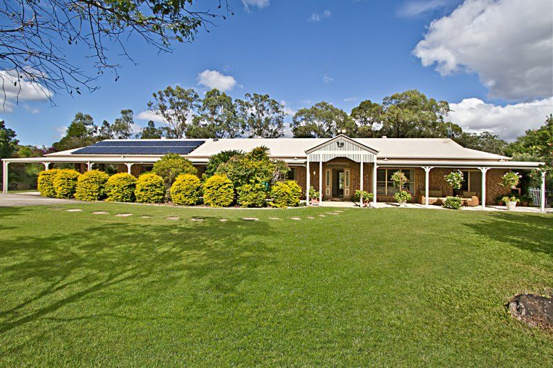 Qld Homestead on Exceptional Acreage Parkland - Large Shed and Studio/Gym