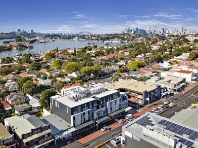 Brand New, Top Floor, Harbour Bridge Views
