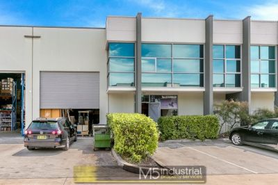 245 SQM - MODERN WAREHOUSE & OFFICE - LEASED INVESTMENT