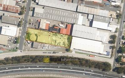 1,100m² - Workshop, Hardstand, Office, it's got the lot