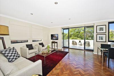Whisper-Quiet Penthouse Apartment Big On Space, Elegance & Convenience