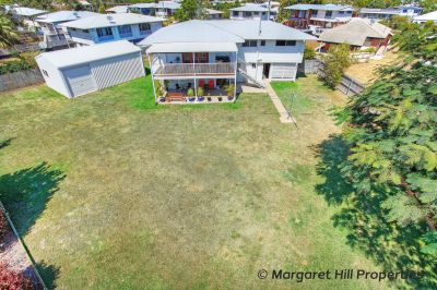 EXCEPTIONAL LOCATION - 1332m2 BLOCK - 9X6m SHED