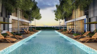 Reclusure 8  Luxury Condo , Chaom Chau, Phnom Penh | New Development for sale in Por Sen Chey Chaom Chau img 20