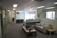 SOLD! First floor office avilable for lease.