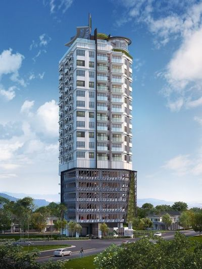 Apennines Condominium, Boeung Kak 2, Phnom Penh | New Development for sale in Toul Kork Boeung Kak 2 img 1
