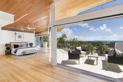 EXECUTIVE LIVING WITH REMARKABLE OCEAN VIEWS