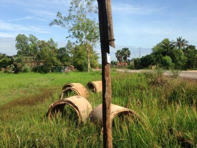 Kandaek, Siem Reap   Land for sale in Prasat Bakong Kandaek img 1