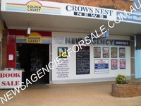 Newsagency plus Freehold - ID#2823976 New Listing Toowoomba Region
