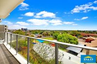 Spacious Luxury Apartment in Parramatta City. Magnificent panoramic views from every room. 2 Bedrooms. 2 Bathrooms. Car Space and Storage Cage