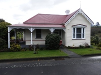 Spacious and Central Character Home, with Short Term to Six Month Lease
