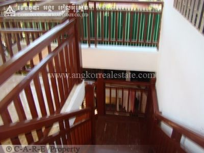 Svay Dangkum, Siem Reap | Villa for rent in Angkor Chum Svay Dangkum img 3