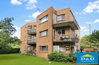 Cosy 2 Bedroom Unit Overlooking Parkland. Beautiful Parquetry Floors. Large Bedrooms. Sought After North Parramatta Location