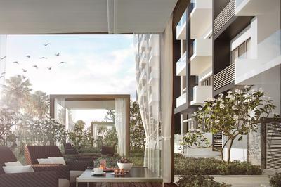 Axis  Residences, Teuk Thla, Phnom Penh   New Development for sale in Sen Sok Teuk Thla img 3