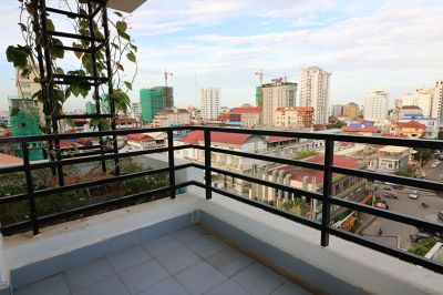BKK 1, Phnom Penh | Condo for rent in Chamkarmon BKK 1 img 9