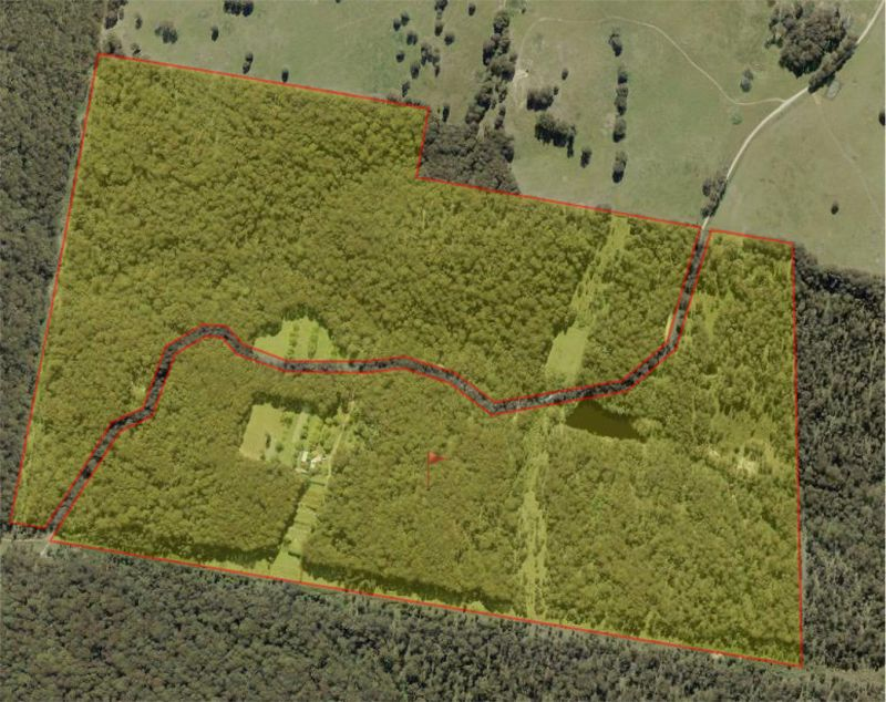 Bushblock with House located between Walcha and Tamworth