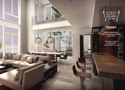 Embassy  Central , BKK 1, Phnom Penh | New Development for sale in Chamkarmon BKK 1 img 7