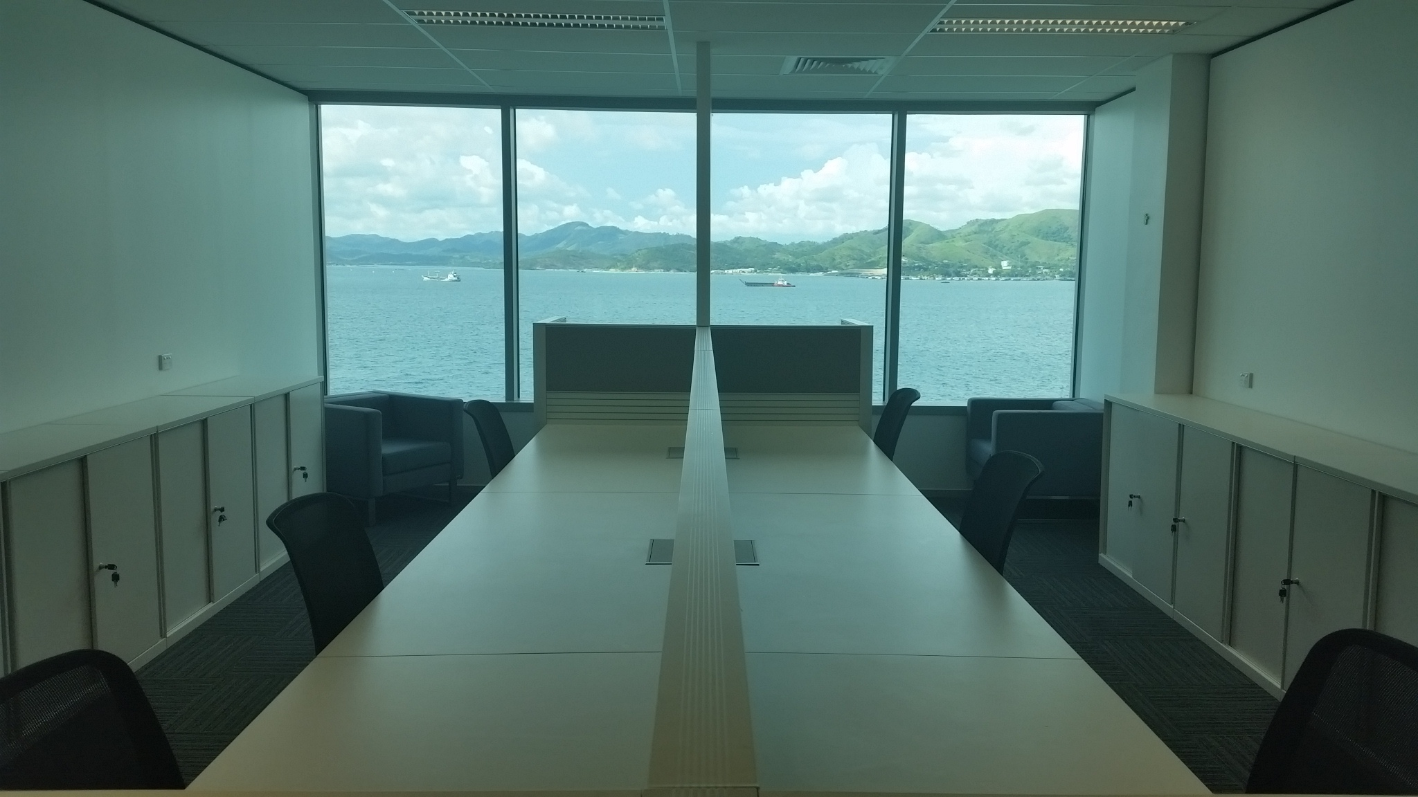 7 Person Fully Equipped Office for Short/Long Term Lease - HARBOURVIEW - Available Now!