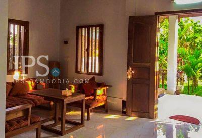 Svay Dankum, Siem Reap   House for rent in Siem Reap Svay Dankum img 1
