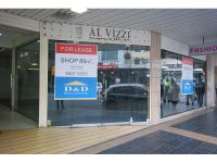 Retail shop 89sqm. Fantastic City Center Position. High exposure Church Street frontage. Available Now.