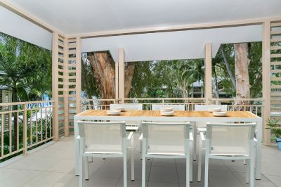 Under Contract  - Best Value Ocean View Apartment in Palm Cove
