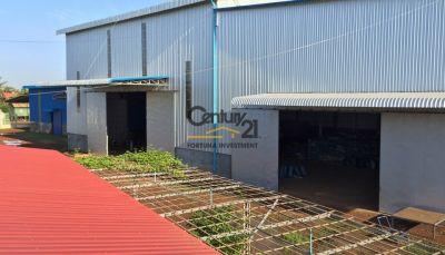 Sralau, Kampong Thom | Warehouse for rent in Baray Sralau img 1