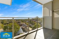 Split Level Luxury Apartment in Parramatta City Centre. 3 Balconies with Vast Panoramic Views. 2 Bathrooms. Exclusive Rooftop Access.