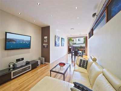Recently Renovated Semi In One Of Rose Bays Best Streets!