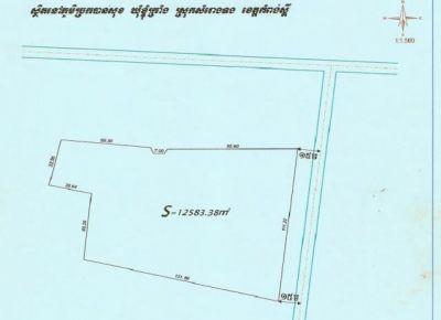 Khtum Krang | Land for sale in Samraong Tong Khtum Krang img 1