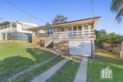 Highset home with a view