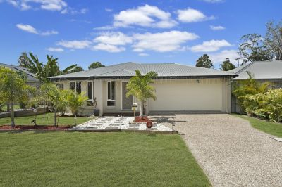 NEW AND IMPRESSIVE FAMILY LIVING IN COOMERA RETREAT