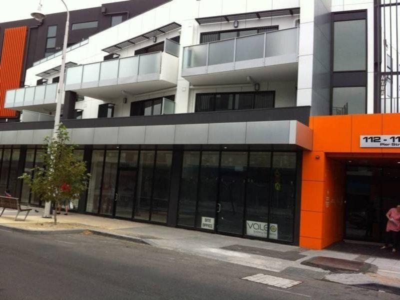 Modern living on Pier Street