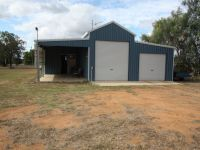 SMALL ACREAGE WITH A GREAT SHED