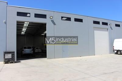 370SQM - Brand New Warehouse