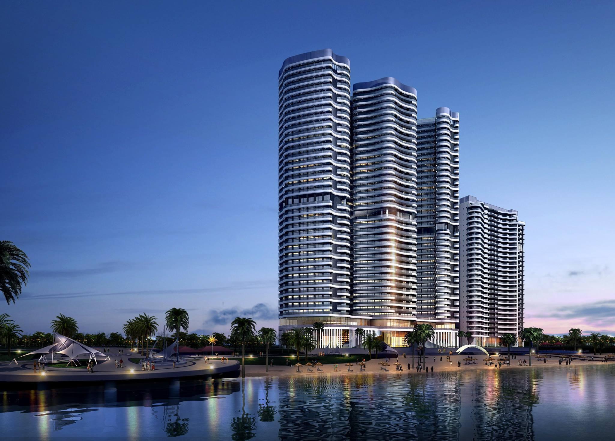 Blue Bay  Condominium, Sangkat Bei, Sihanoukville   New Development for sale in Sihanoukville Sangkat Bei