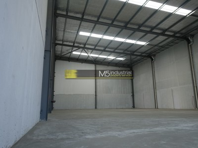 475sqm - Brand New Freestanding Warehouse