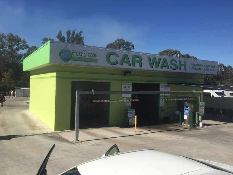 ECO GREEN CAR & DOG WASH - Q'LD