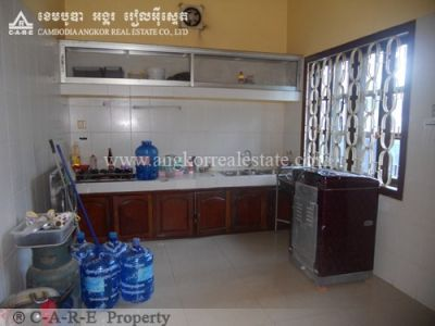 Svay Dangkum, Siem Reap | Villa for rent in Angkor Chum Svay Dangkum img 1