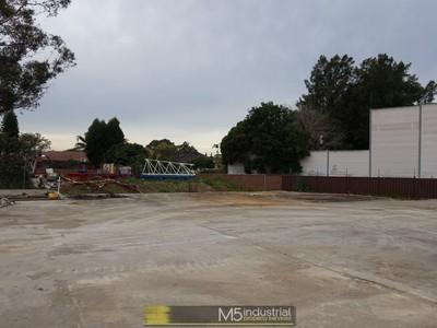 1200sqm - Yard + Small Warehouse