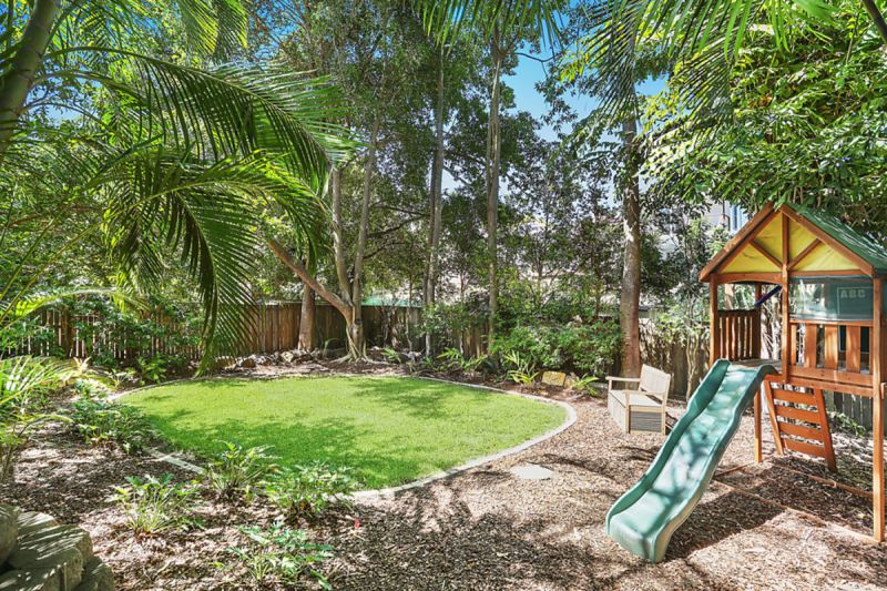 Spacious family entertainer in a prized riverside locale